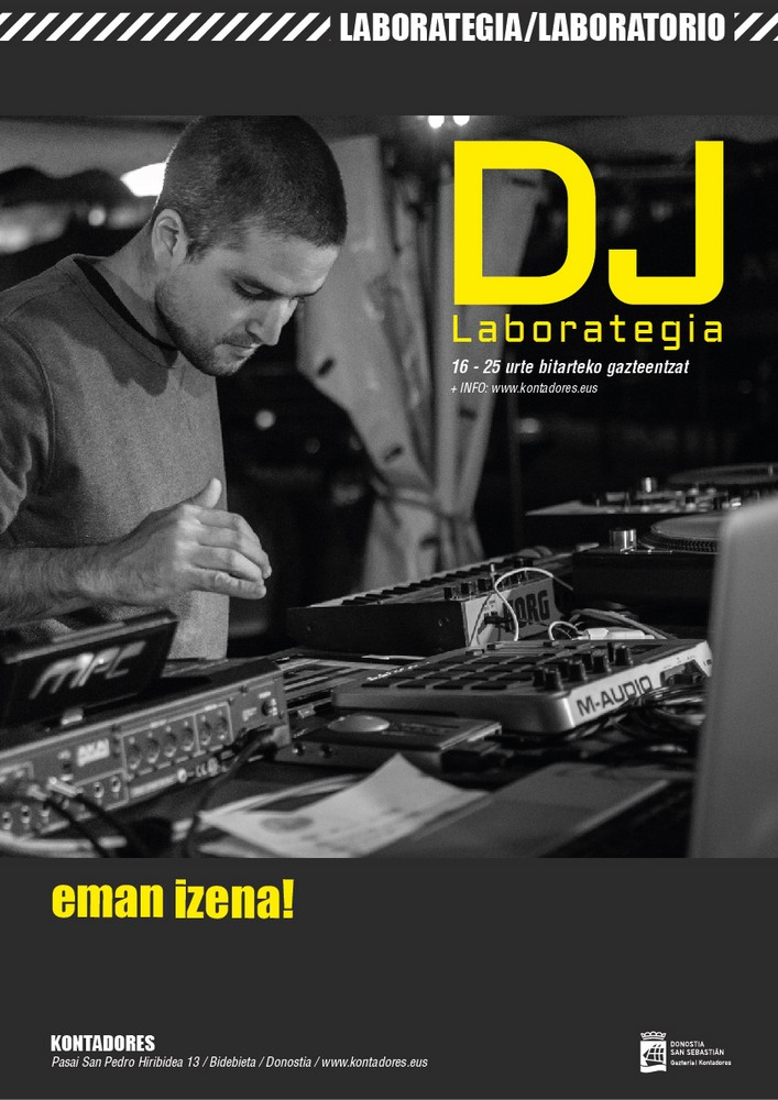 DJlaborategia mini