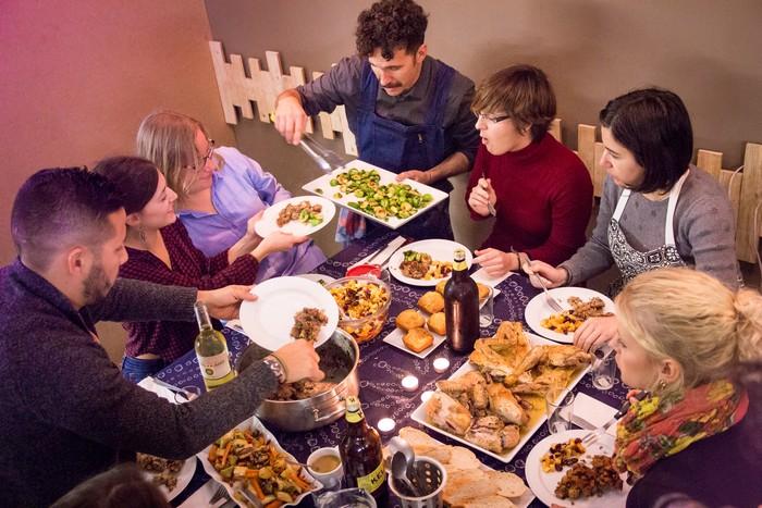 LABORATEGIA Supper Club